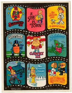 This is my House Style 2 Cabbage Patch Kids Puffy Stickers Dated 1984 by Diamond Toymakers Vintage from the 80/'s