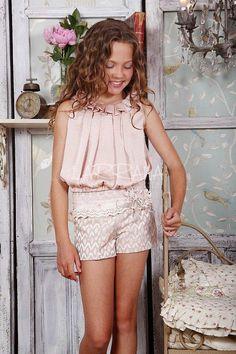 "Blog moda infantil: *LARRANA MODA INFANTIL Colección Primavera/Verano 2015 * Todo un espectáculo""⭐️"