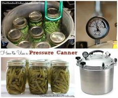 Beginners Guide To Using A Pressure Canner - LivingGreenAndFrugally.com