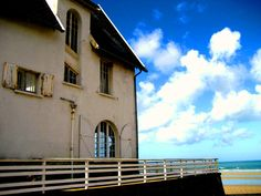 Beach house just outside Cherbourg in Normandy, France