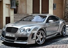 ... one of the most beautiful chrome cars, designed by Chrome & Carbon
