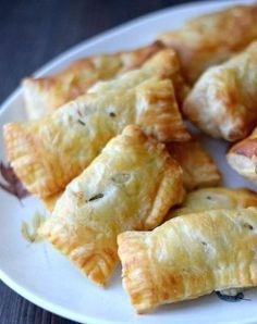 Sausage Rolls, I want to try P.