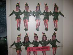 funny christmas wreaths contests | Joanne's Blog: EEI Door Decorating Contest