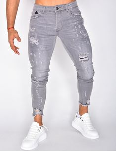 Jeans homme pas cher, jeans Redskins, jean Sixth June - Jeans Industry Denim Jeans Men, Casual Jeans, Jeans Pants, Jeans Style, Jeans Homme Fashion, Mens Fashion, Gents Jeans, Men Street Look, Cool Outfits For Men
