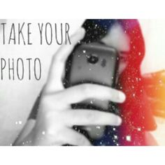 Take you photo