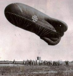 A mother learned of her son's World War I bravery in fighting German balloon squadron from the enemy himself.