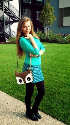 My cute owl bag :)