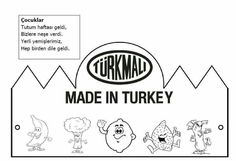 Children, Kids, Coloring Pages, Malta, Preschool, Classroom, Food, Corona, Food Items