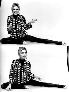 Edie Sedgwick for Vogue