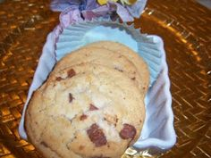 What's Cookin' Italian Style Cuisine: My Ultimate Coconut Chocolate Chip Cookies