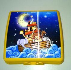 Tupperware Brotdose mit Wackelbild Arche Noah Tag und Nacht - NEU in Hannover