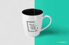 3 Free Coffee Cup Mockups (40.02 MB)   ZippyPixels   #free #photoshop #mockup #psd #cup