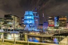 Hamburg Foto von der Loth Lorien im Traditionsschiffhafen | Bildschönes Hamburg