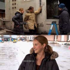 Fourtris/Sheo Divergent Behind The Scenes (3/3)❤️… by @inlove_with_divergent - PICBI