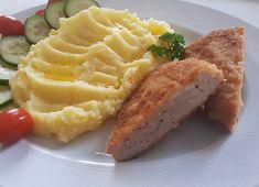 Mashed Potatoes, Pork, Meat, Ethnic Recipes, Food Ideas, Whipped Potatoes, Kale Stir Fry, Smash Potatoes, Pork Chops