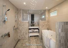 4 Omatalo Uniikki - Pesuhuone | Asuntomessut