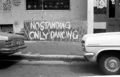 dance free & fast.
