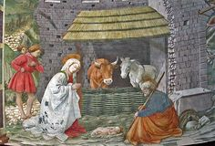 Nativity - the Birth of Jesus - Christmas images