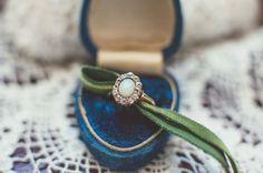 Gorgeous vintage heirloom ring