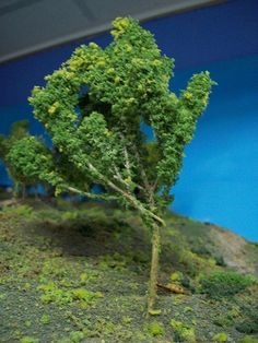 Scale Model Tree for Trains - Beverly Hill