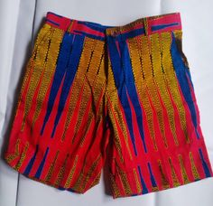 African print kids cloth