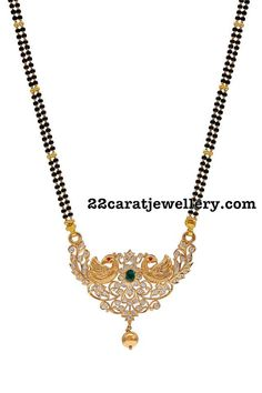 Latest Collection of best Indian Jewellery Designs. Gold Mangalsutra Designs, Gold Jewellery Design, Bead Jewellery, Pendant Jewelry, Beaded Jewelry, Gold Jewelry, Gold Pendant, Jewelery, Gold Bangles