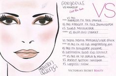Get the Look: Gorgeous Campaign Shoot #makeup