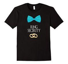 Men's Kids Ring Bearer Ring Security Cute Boys Wedding T-... http://a.co/2vrHJMH