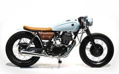 Modification Yamaha Cafe Racer (140)