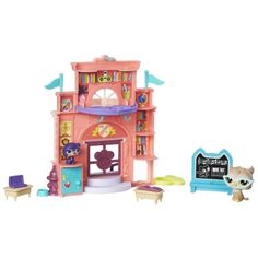 Littlest Pet Shop Sweet School Day, Multicolor