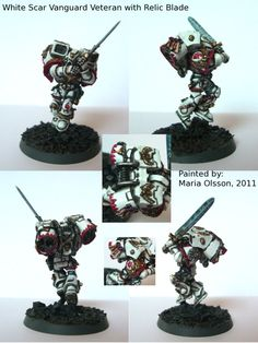 White Scars #warhammer #40k miniatures