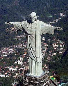 Jesus Statue in Brazil.  I want to see this one day!