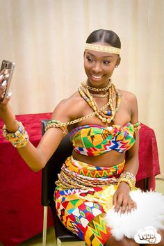 African Print: Add some colours into your life Mzilikazi wa Afrika ( African Dresses For Women, African Print Dresses, African Print Fashion, African Attire, African Fashion Dresses, African Wear, African Women, Ghanaian Fashion, African Prints