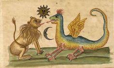Alchemical manuscript 'Clavis Artis'