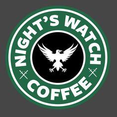 Starbucks Game Of Thrones Night's Watch Starbucks Coffee