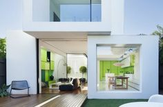 Shakin Stevens House is a Modern Renovation The Embraces Green in Melbourne | Inhabitat - Sustainable Design Innovation, Eco Architecture, Green Building