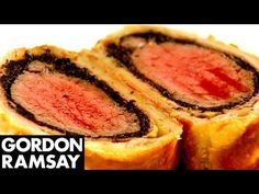Fillet of Beef Wellington - Gordon Ramsay - YouTube