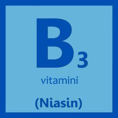 B3 vitamini (Niasin) faydaları nelerdir? Niasin nelerde var, hangi besinlerde bulunur? B3 vitamini eksikliği belirtileri nelerdir? B3 vitamini fazla olan besinler.