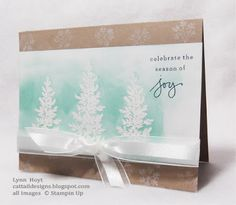 Cattail Designs: 2013 Ten Days of Christmas, Number 1