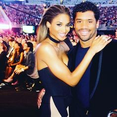 Russell Wilson and Essence Festival Headliner Ciara plus 24 Celebrity Couples Who Love Being In Love | Essence.com