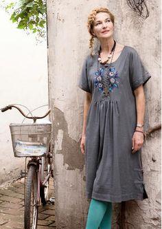 """Šaty """"Li Wei"""" v bavlny / viskózy 51703-94.jpg"""