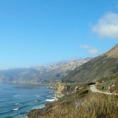 PCH. Headed home this way with my jay bugs 2marrow!! Such an awesome drive!!