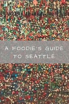 A Foodie's Guide to Seattle - Gypsy Belle Travel New Travel, Travel With Kids, Travel Usa, Family Travel, Travel Tips, Travel Abroad, Foodie Travel, Where To Go, West Coast