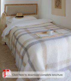 hinterveld mohair blankets