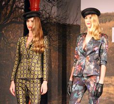 AW13: Ted Baker – Takes The Scenic Route