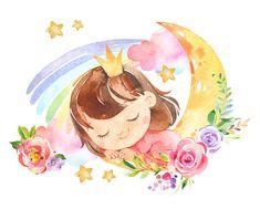 Baby Food Jar Crafts, Baby Food Jars, Cute Animal Drawings, Cute Drawings, Baby Art, Children, Kids, Fairy Tales, Decoupage