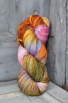 ::madelinetosh tosh merino light:: I spend hours looking at MadTosh colorways and buy yarns to stash like a dragon's treasure hoard.