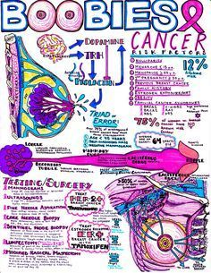 Detailed and colorful medical school study guides. All the anatomy & medical notes I created to get through med school and residency Oncology Nursing, Nursing Mnemonics, Ob Nursing, Pediatric Nursing, Nursing Tips, Nursing School Notes, Medical School, Pa School, College Notes