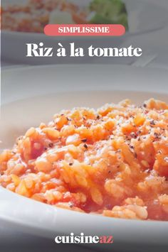 Le riz à la tomate est un accompagnement d'été parfait pour accompagner un barbecue. #recette#cuisine#riz#tomate #accompagnement Barbecue, Macaroni And Cheese, Vegetables, Parfait, Ethnic Recipes, Food, Side Dishes, Meal, Mac And Cheese