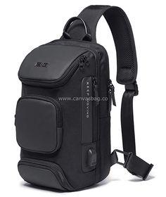 Hippie Sling Bag Sling Backpack, Leather Bag, Backpacks, Canvas, Bags, Tela, Handbags, Backpack, Canvases